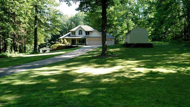 7370 Morgan Road E, Battle Creek, MI 49017 (MLS #20025274) :: Jennifer Lane-Alwan