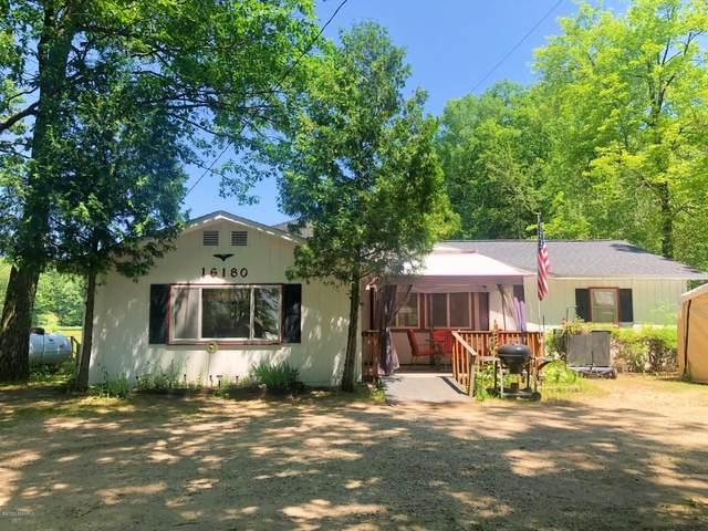 16180 Pretty Lake Drive, Mecosta, MI 49332 (MLS #20025313) :: Jennifer Lane-Alwan