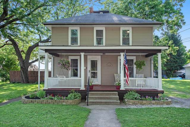 324 S Linden Street, Marshall, MI 49068 (MLS #20025345) :: JH Realty Partners
