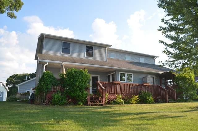 60756 Shoreline Drive, Burr Oak, MI 49030 (MLS #20025413) :: CENTURY 21 C. Howard