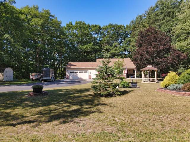 9337 Johnson Road, Kaleva, MI 49645 (MLS #20025442) :: CENTURY 21 C. Howard
