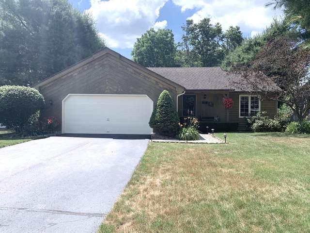 2194 Oak Hollow Drive, Jenison, MI 49428 (MLS #20025444) :: JH Realty Partners