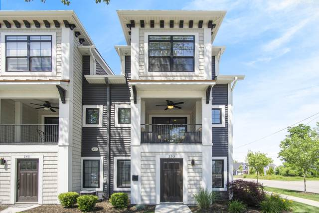 253 Jackson Street #3, Grand Haven, MI 49417 (MLS #20025461) :: Jennifer Lane-Alwan