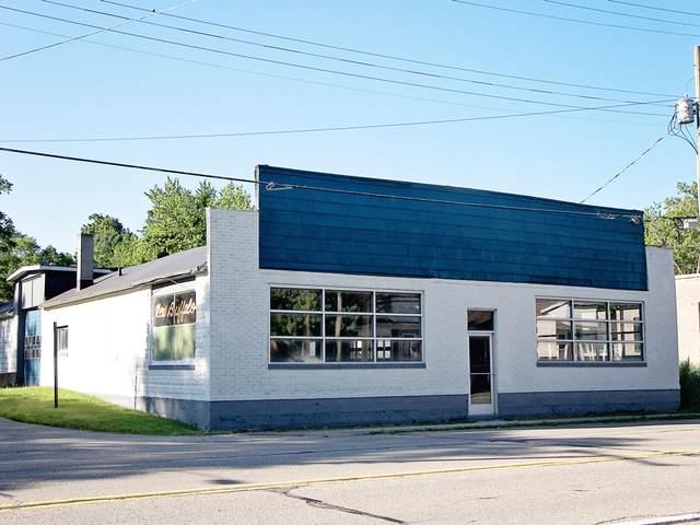 219/215 E Buffalo Street, New Buffalo, MI 49117 (MLS #20025507) :: Jennifer Lane-Alwan