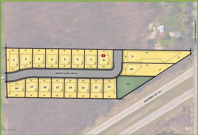 446 Windchime Dr. #16, Comstock Park, MI 49321 (MLS #20025546) :: Keller Williams Realty | Kalamazoo Market Center