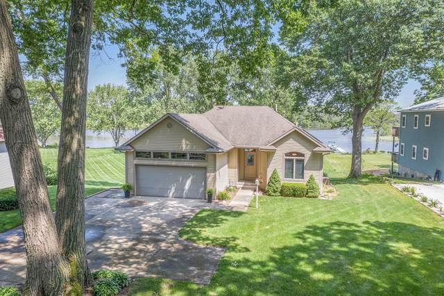 14501 Mercury Drive, Grand Haven, MI 49417 (MLS #20025752) :: Jennifer Lane-Alwan