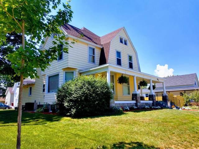 803 5th Avenue, Lake Odessa, MI 48849 (MLS #20025851) :: Deb Stevenson Group - Greenridge Realty