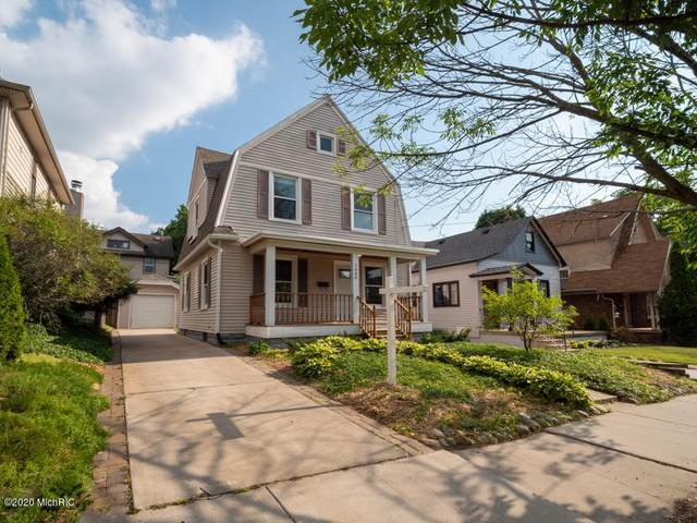 1600 Wealthy Street SE, East Grand Rapids, MI 49506 (MLS #20025852) :: JH Realty Partners