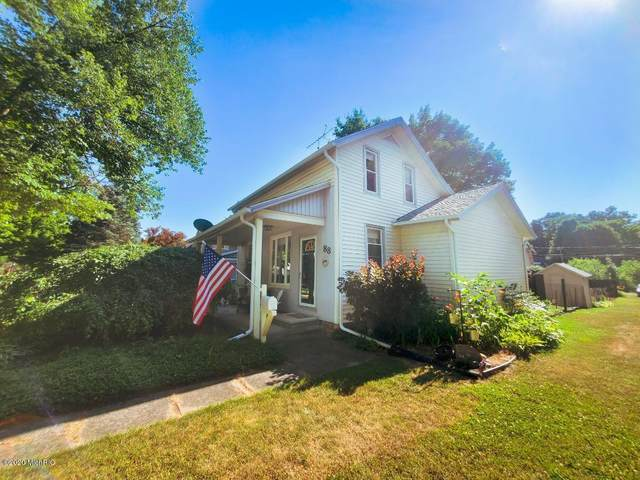 88 S Howell Street, Hillsdale, MI 49242 (MLS #20025896) :: CENTURY 21 C. Howard