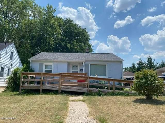 240 Lemyra Street SE, Grand Rapids, MI 49548 (MLS #20025921) :: JH Realty Partners