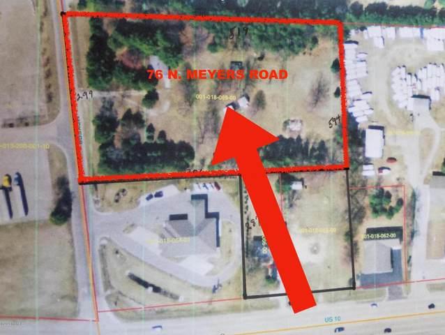 76 N Meyers  3.7 Road, Ludington, MI 49431 (MLS #20025953) :: Keller Williams RiverTown