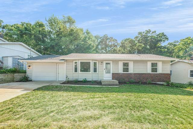 2101 Holliday Drive SW, Wyoming, MI 49519 (MLS #20026013) :: JH Realty Partners