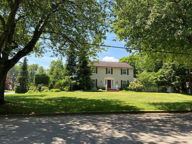 4166 Old Colony Road, Kalamazoo, MI 49008 (MLS #20026084) :: CENTURY 21 C. Howard