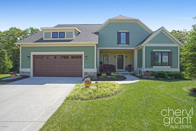 5510 Rose Ridge Court NE, Rockford, MI 49341 (MLS #20026095) :: Jennifer Lane-Alwan