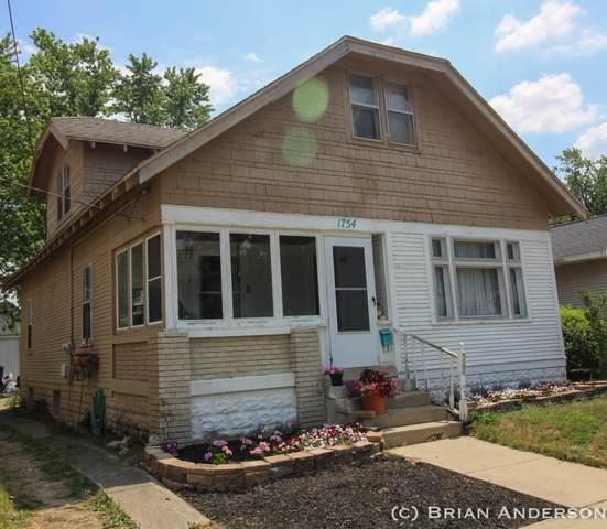 1754 Delwood Avenue SW, Wyoming, MI 49509 (MLS #20026119) :: JH Realty Partners