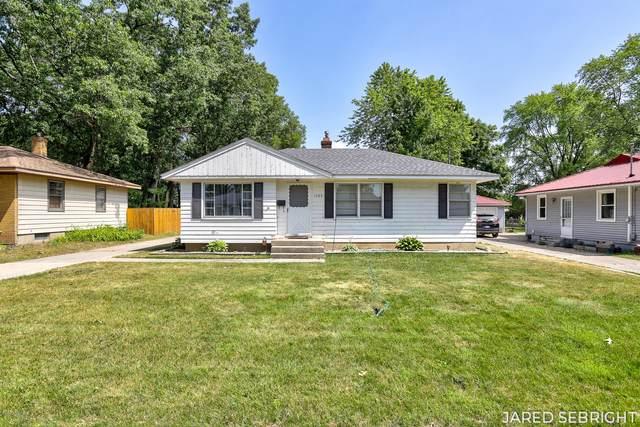 1705 Royal Oak Street SW, Wyoming, MI 49519 (MLS #20026178) :: JH Realty Partners