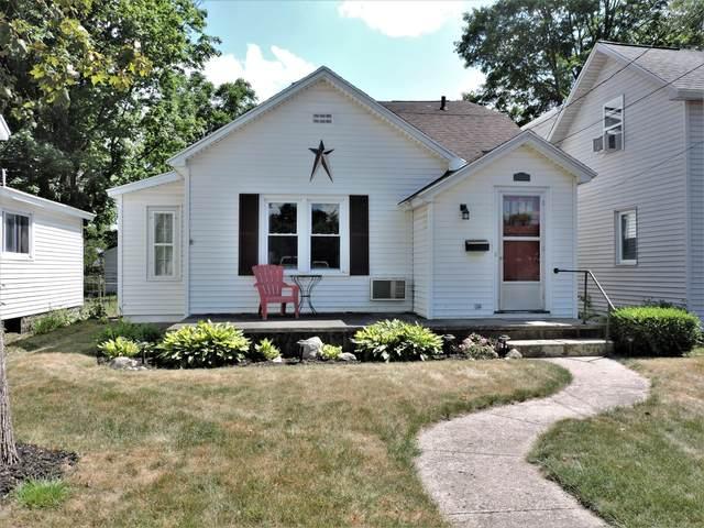 120 E Grand Traverse Street, Big Rapids, MI 49307 (MLS #20026180) :: Jennifer Lane-Alwan