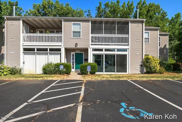 3101 Poplar Creek Drive SE #202, Kentwood, MI 49512 (MLS #20026274) :: JH Realty Partners