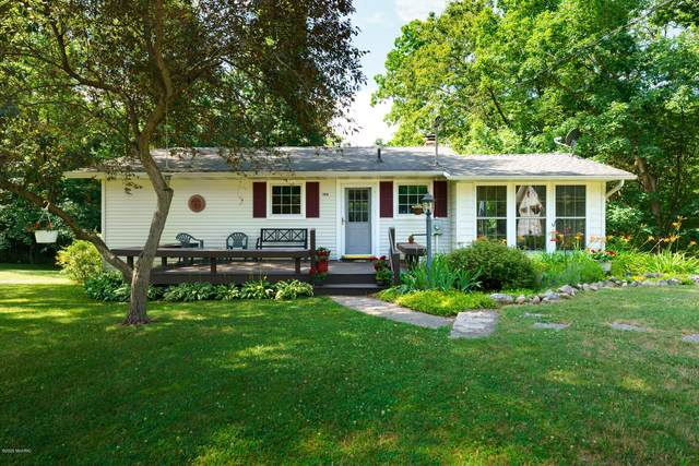 190 E Brogan Road, Hastings, MI 49058 (MLS #20026283) :: Jennifer Lane-Alwan
