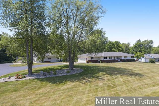 802 Terry Lane, Hastings, MI 49058 (MLS #20026379) :: Jennifer Lane-Alwan