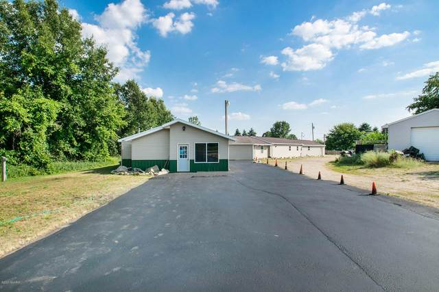 210 E Parmeter Road, Ionia, MI 48846 (MLS #20026441) :: Jennifer Lane-Alwan