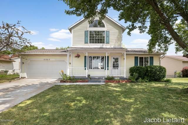 2627 Thorn Creek Street SE, Kentwood, MI 49508 (MLS #20026506) :: JH Realty Partners