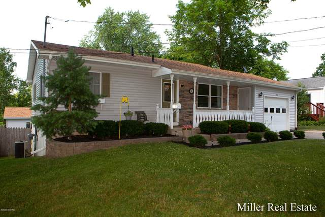 531 E Marshall Street, Hastings, MI 49058 (MLS #20026509) :: Jennifer Lane-Alwan
