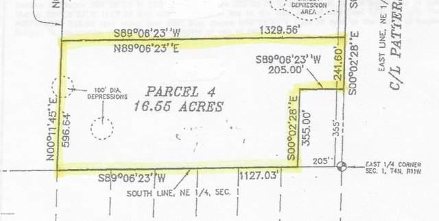 Parcel 4 S Patterson Road SE, Caledonia, MI 49316 (MLS #20026729) :: Keller Williams RiverTown