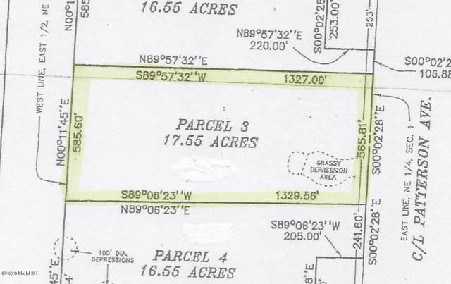 Parcel 3 S Patterson Road SE, Caledonia, MI 49316 (MLS #20026731) :: Keller Williams RiverTown
