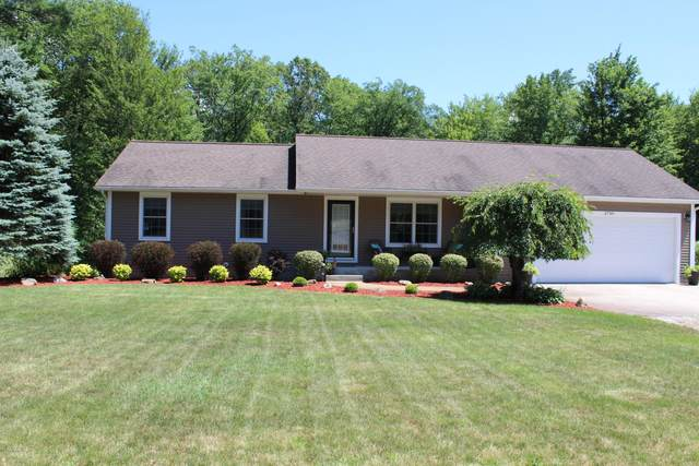 2730 Russell Road, Muskegon, MI 49445 (MLS #20027147) :: CENTURY 21 C. Howard