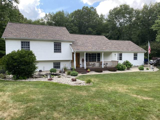 5334 S Meridian Road, Jackson, MI 49201 (MLS #20027205) :: Deb Stevenson Group - Greenridge Realty