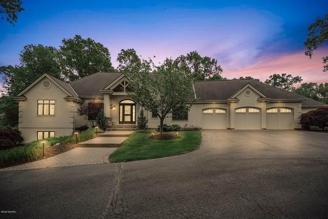 4110 Mystic Oak Court NE, Grand Rapids, MI 49525 (MLS #20027335) :: JH Realty Partners