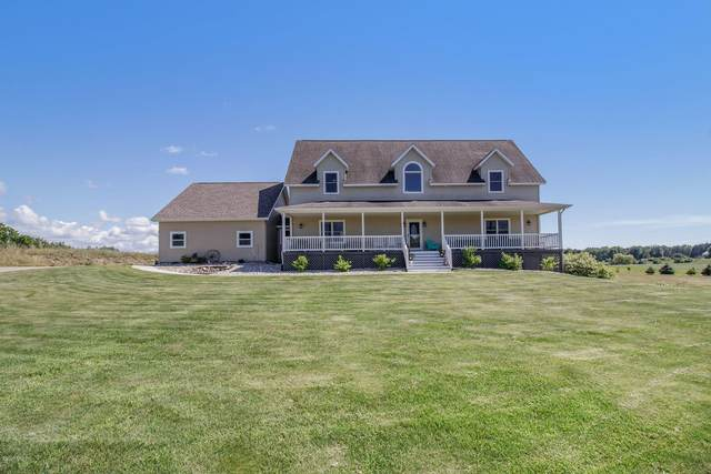 1415 W First Street, Scottville, MI 49454 (MLS #20027497) :: Ginger Baxter Group