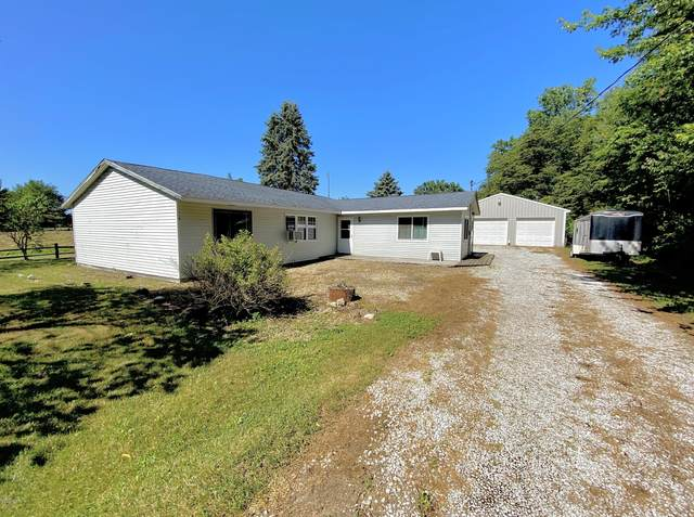 13010 Pardee Road, Sawyer, MI 49125 (MLS #20027641) :: Keller Williams RiverTown