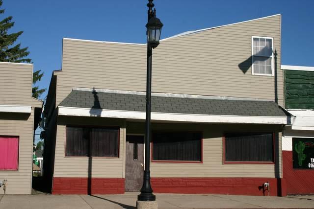 23 & 25 N Main Street NE, Cedar Springs, MI 49319 (MLS #20028177) :: Ginger Baxter Group