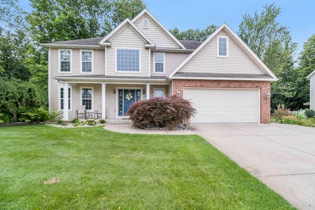 1430 Lancelot Court, Portage, MI 49002 (MLS #20028864) :: Jennifer Lane-Alwan