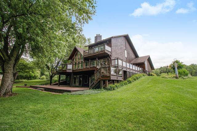 4115 N Amber Road, Scottville, MI 49454 (MLS #20029292) :: CENTURY 21 C. Howard