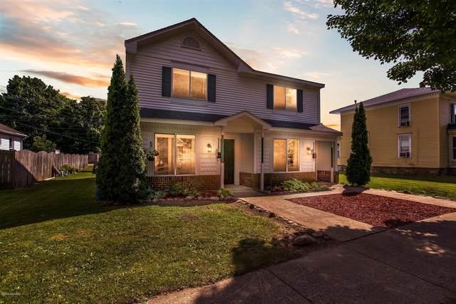 203 E Main Street, Homer, MI 49245 (MLS #20029472) :: JH Realty Partners