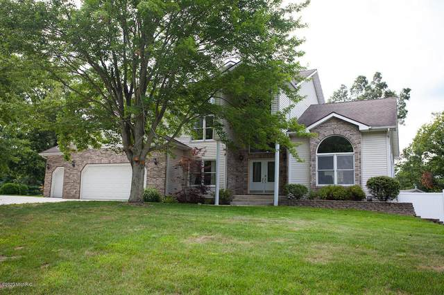 36399 Valley Drive, Paw Paw, MI 49079 (MLS #20029689) :: JH Realty Partners