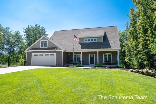 5240 Hidden Woods Lane, Hudsonville, MI 49426 (MLS #20029954) :: Ron Ekema Team