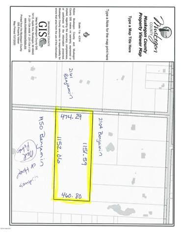 Benjamin Road, Muskegon, MI 49445 (MLS #20030355) :: JH Realty Partners