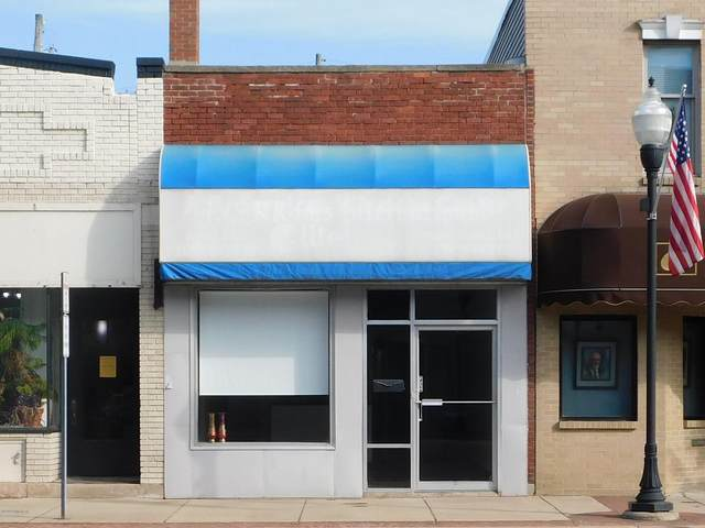 109 W Ferry Street, Berrien Springs, MI 49103 (MLS #20030362) :: Ginger Baxter Group