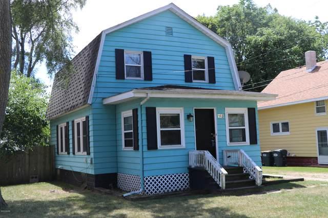160 Harry Avenue, Benton Harbor, MI 49022 (MLS #20030637) :: CENTURY 21 C. Howard