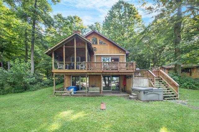 21290 Carlton Avenue Cottage #17, Cassopolis, MI 49031 (MLS #20030706) :: Deb Stevenson Group - Greenridge Realty