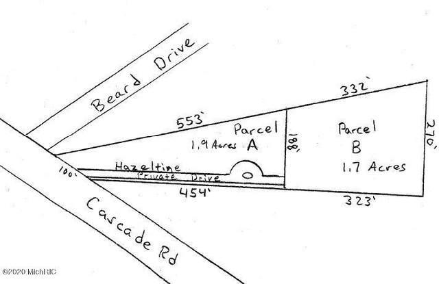 1950 Hazeltine Drive SE, Grand Rapids, MI 49546 (MLS #20030714) :: Ginger Baxter Group