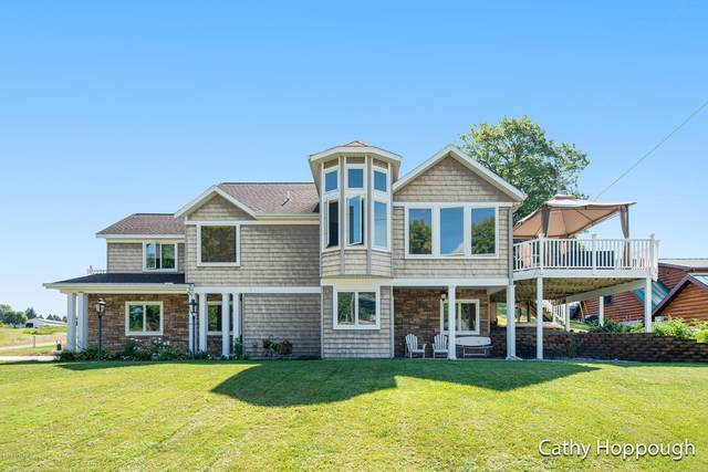 8152 Morrison Lake Gardens, Saranac, MI 48881 (MLS #20030875) :: Deb Stevenson Group - Greenridge Realty