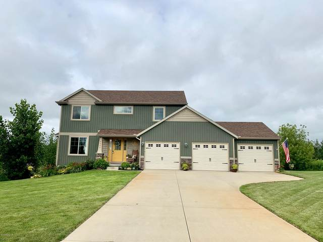 9446 Stone View Drive NE, Rockford, MI 49341 (MLS #20030959) :: Jennifer Lane-Alwan