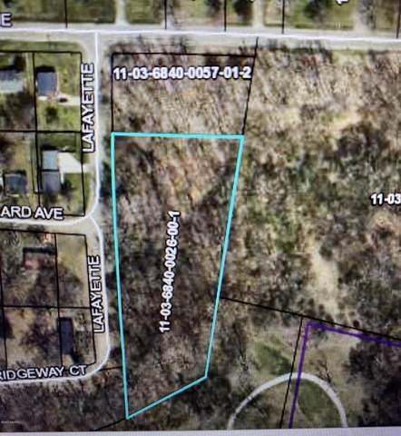 288 Madeline Avenue, Benton Harbor, MI 49022 (MLS #20031249) :: CENTURY 21 C. Howard