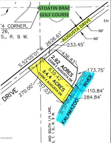 15490 E Augusta Drive, Augusta, MI 49012 (MLS #20031286) :: Jennifer Lane-Alwan