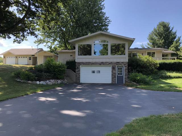 1492 W Anthony Road, Pentwater, MI 49449 (MLS #20031295) :: Ginger Baxter Group